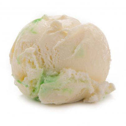 Scoop—Coconut-and-Lime